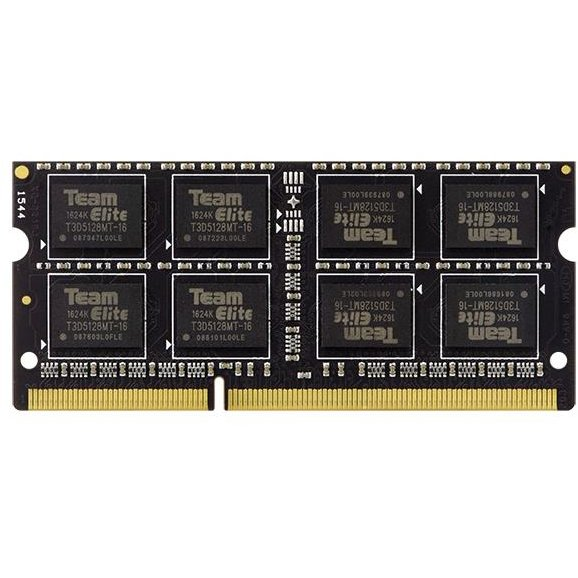 Memorie laptop Team Group DDR3 8GB 1600MHz CL11 SODIMM 1.5V