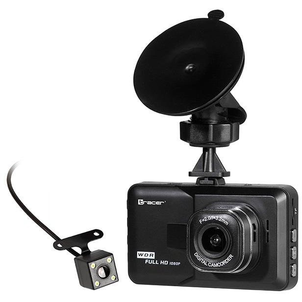 Camera video auto Car Camera TRACER MobiDouble FHD
