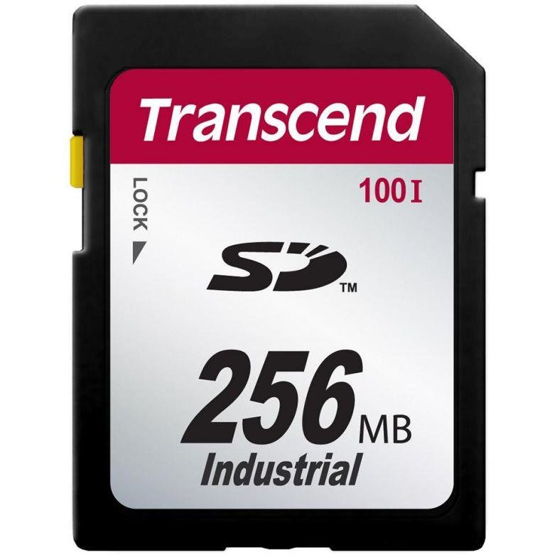 Card memorie Industrial SDHC 256MB CL6