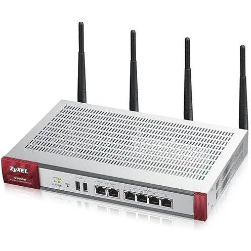Firewall ZyWALL USG 60W Wireless Next-Gen Unified Security Gateway UTM BUNDLE hardware firewall