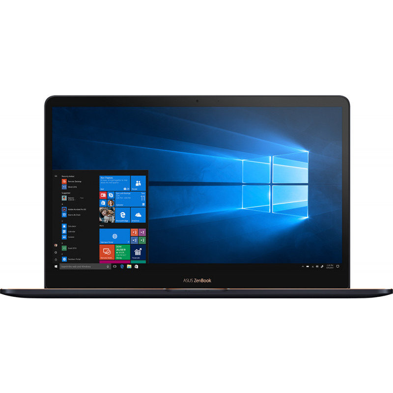 Notebook ZenBook Pro 15 UX550GE-BO016R 15.6 FHD Touch i7-8750H 16GB 512GB nVidia GeForce GTX 1050 Ti 4GB Windows 10 Pro Blue