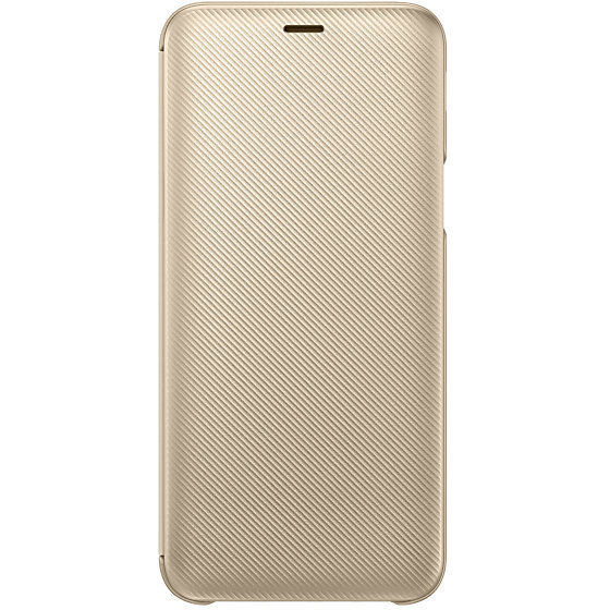 J6 Wallet cover (Gold)