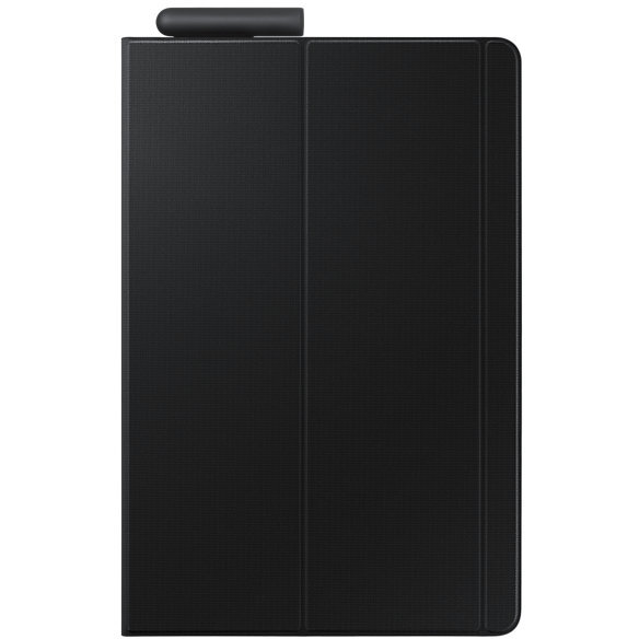 Galaxy Tab S4 Book Cover Black