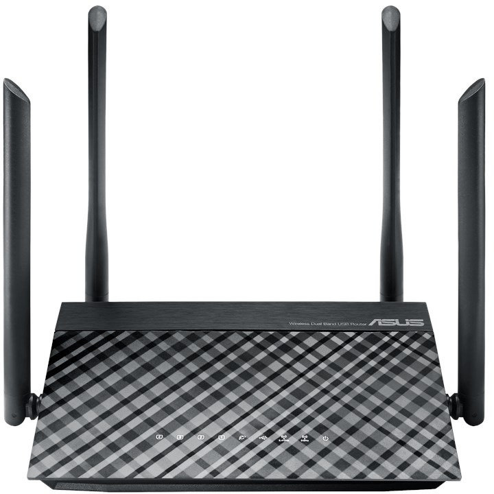 Router wireless RT-AC1200 Wireless AC1200 Dual-Band