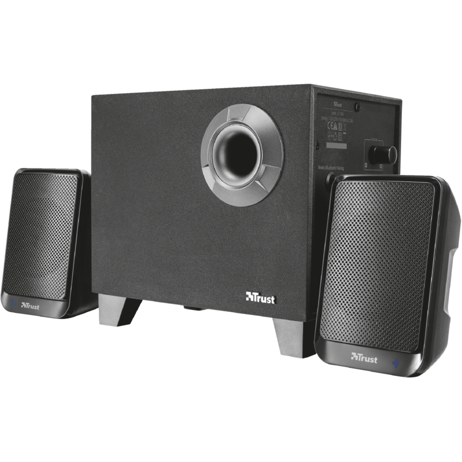 BoxeEvon Wireless 2.1 Speaker Set with Bluetooth