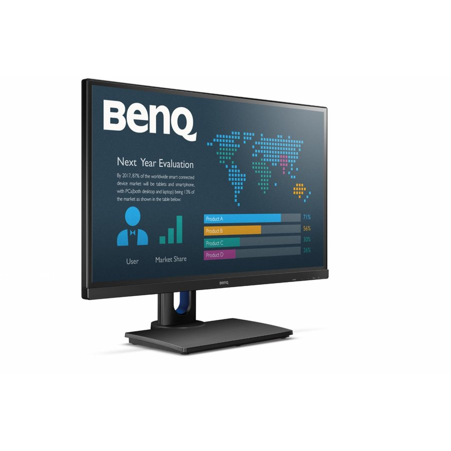 Monitor LED BL2706HT 27 IPS FHD 6ms Black