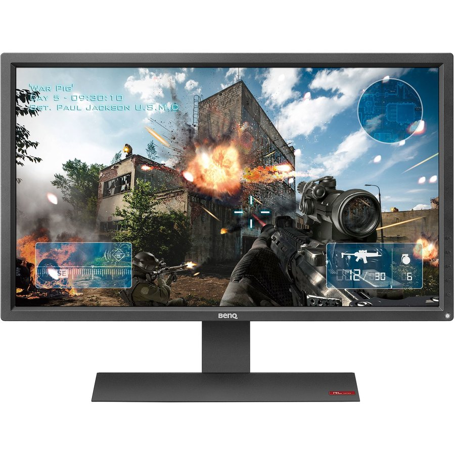 Monitor LED Gaming Zowie RL2755 27 FHD TN 1000:1 16:9 300 cd/mp 1ms Black