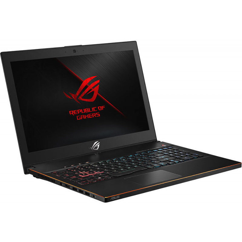 Laptop Gaming ROG New ZEPHYRUS M GM501GS 15.6 i7-8750H 16GB 1TB+256G nVidia GeForce 1070 8GB Windows 10 Pro Black