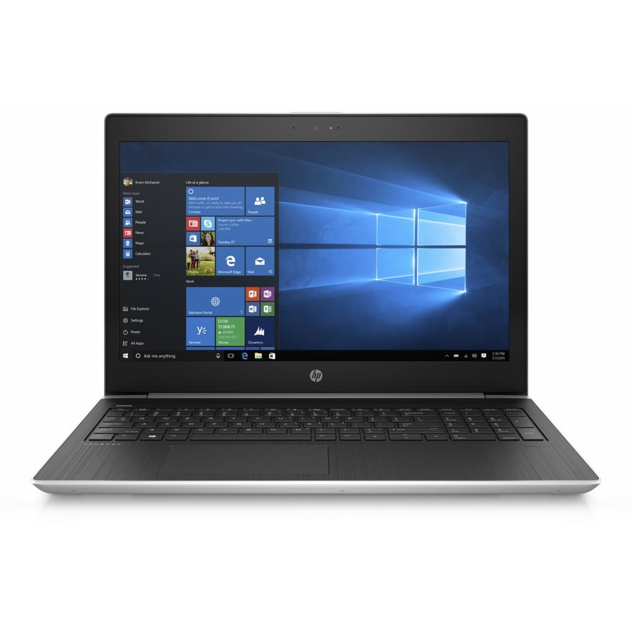 Notebook ProBook 450 G5 15.6 FHD i5-8250U 8GB 128GB GMA UHD 620 Windows 10 Pro Silver