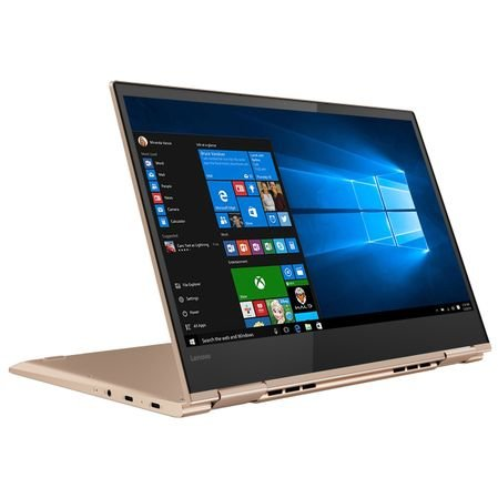 Ultrabook 2in1 YOGA 730-13IKB 13.3 FHD Touch i7-8550U 8GB 256GB UHD Graphics 620 Windows 10 Active Pen Gold