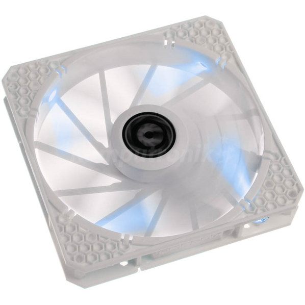 Spectre PRO 140mm - White with Blue backlight