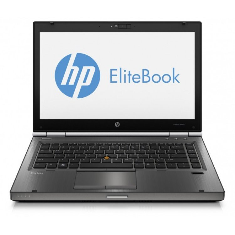 Laptop HP EliteBook 8470P, Intel Core i5-3360M, 2.90 GHz, 8GB DDR3, 500GB SATA, DVD-RW, Webcam