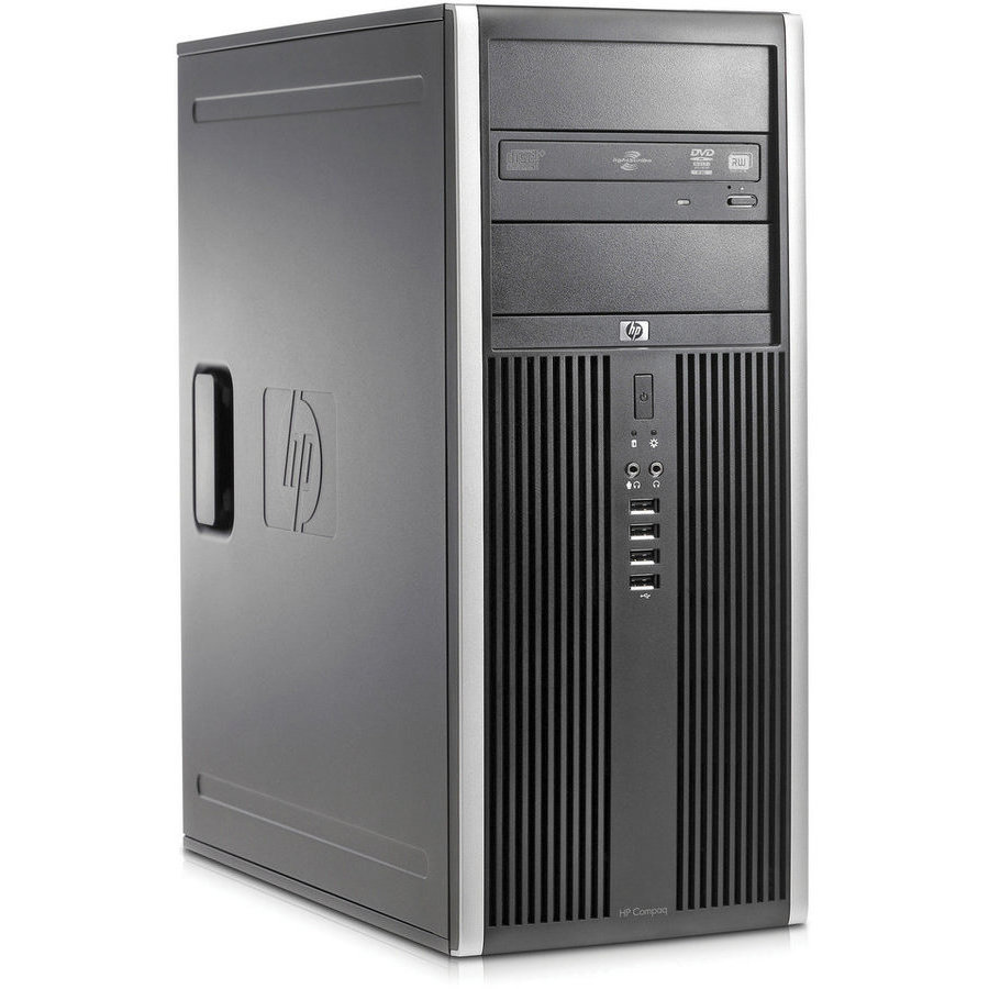 Elite 8200 i5-2400S 2.5GHz 4GB DDR3 250GB HDD Sata DVD-RW Tower