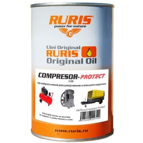 Ulei Ruris compresor protect, 600ml