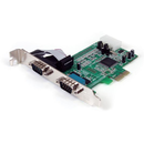 STARTECH PCIE SERIAL ADAPTER CARD
