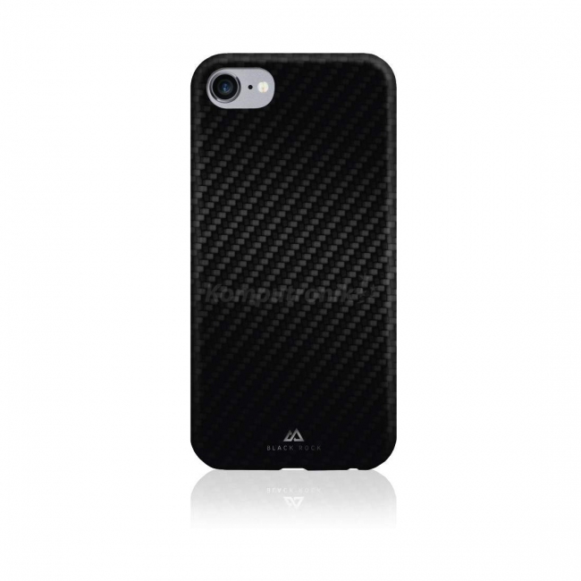Flex Carbon Case pentru iPhone 7 Black