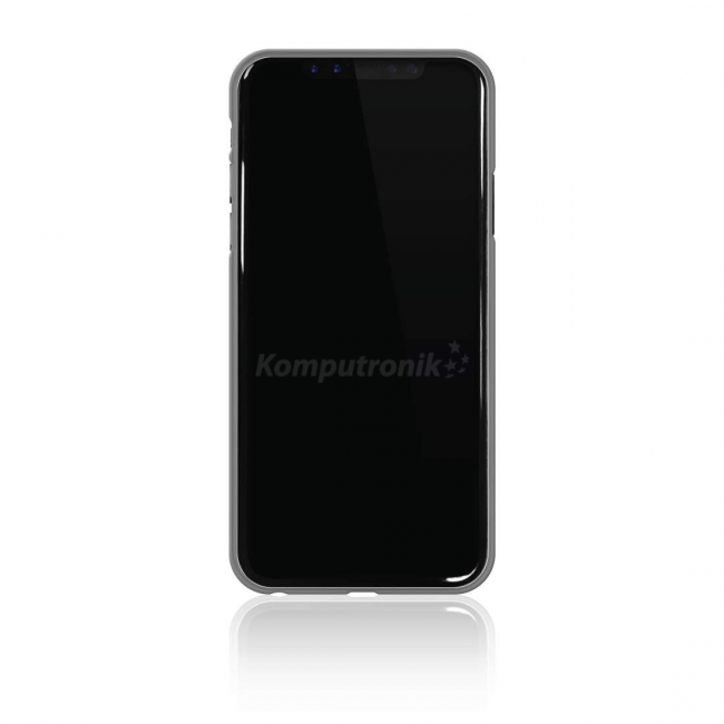 Ultra Thin Iced pentru iPhone X Transparenta