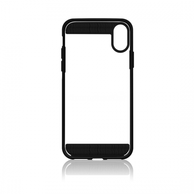 Air Case pentru iPhone X Black