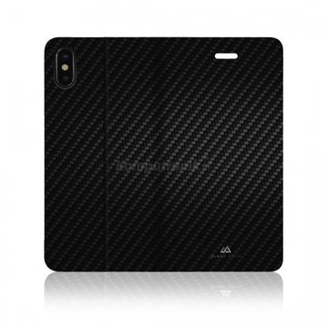 Black Rock Flex Carbon Wallet pentru iPhone X Black