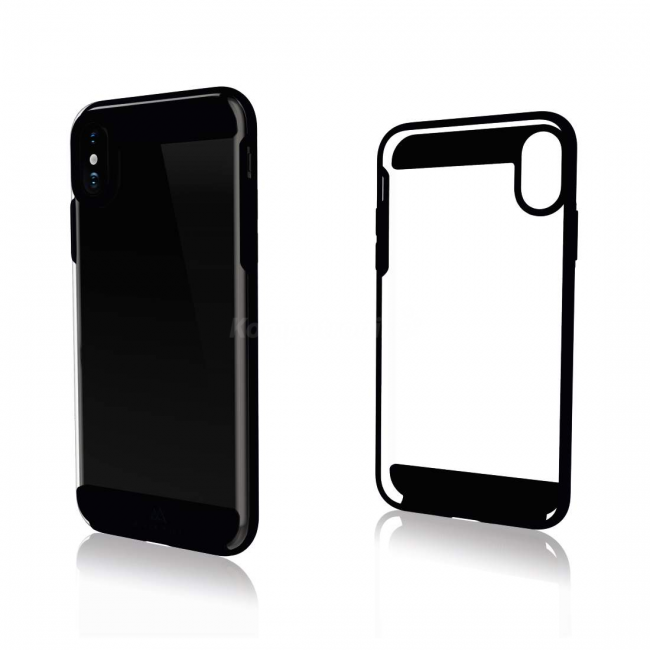 Air Case pentru iPhone X Dark Navy