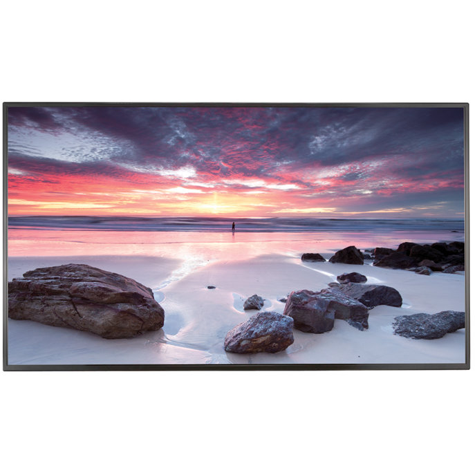 Display Public 55UH5C-B 55 IPS 4K HDMI 16:9 8ms 500cd/m2 Black