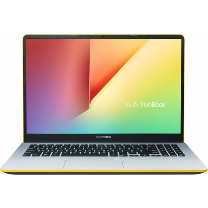 Notebook ASUS S530UA 15.6'' FHD i5-8250U 8GB 256GB Endless OS Silver with Yellow Trim