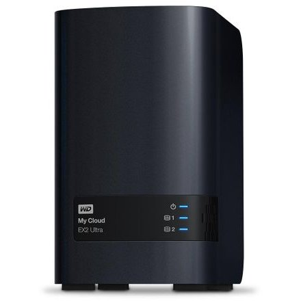 NAS MY CLOUD EX2 ULTRA 4TB 3.5IN