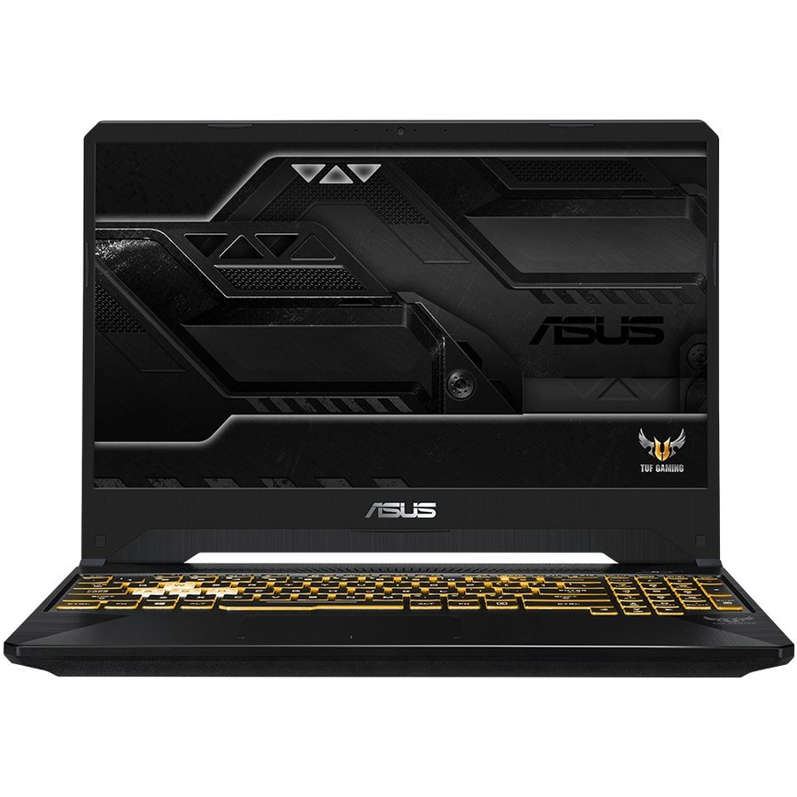 Notebook TUF Gaming FX505GE-BQ145 15.6 FHD i7-8750H 8GB 1TB + 256GB GeForce GTX 1050Ti 4GB Black