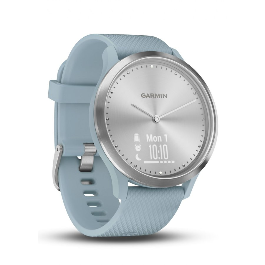 Smartwatch Vivomove HR Sport Blue/Silver