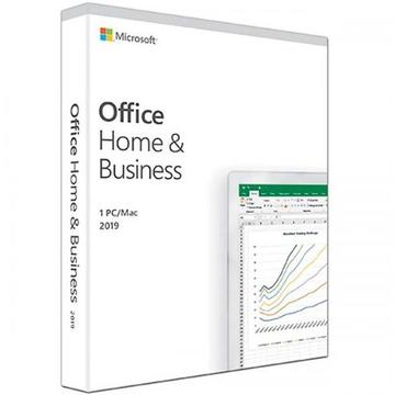 Suita office Microsoft Office Home and Business 2019 All Languages - ESD