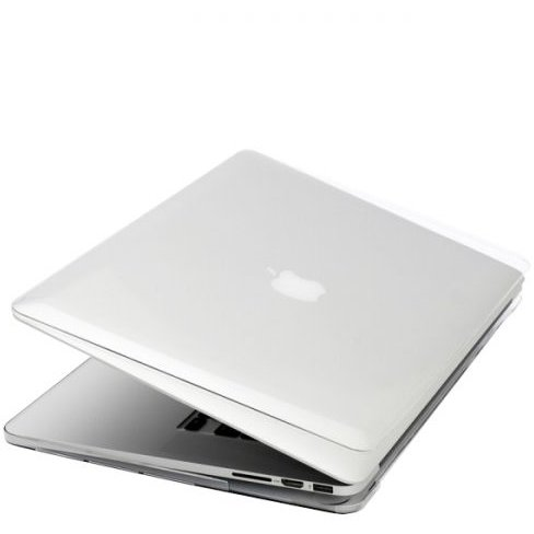 Carcasa din plastic MacBook Air 13-inch A1466 / A1369, transparenta