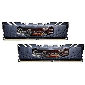 Memorie F4-3200C16D-16GFX Flare X series AMD Edition 16GB DDR4 3200MHz CL16
