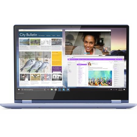 Ultrabook 2in1 YOGA 530-14IKB 14 FHD Touch i7-8550U 8GB 512GB UHD Graphics 620 Windows 10 Home Blue