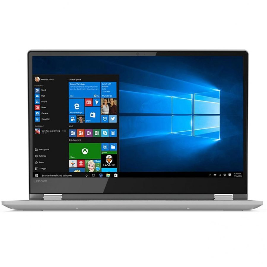 Ultrabook 2in1 YOGA 530-14IKB 14 FHD Touch i5-8250U 8GB 256GB UHD Graphics 620 Windows 10 Home Grey