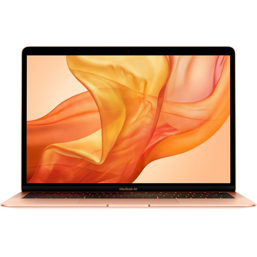 Notebook New MacBook Air 13 Retina 13.3 2K i5- 8210Y 8GB 128GB UHD 617 Mac OS Mojave Gold Ro Keyboard