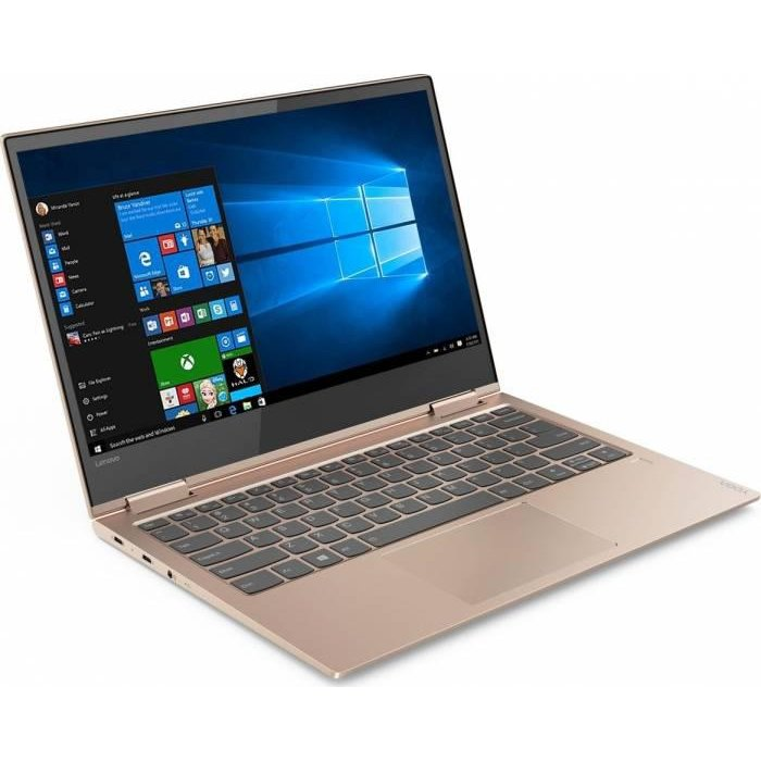 Ultrabook 2in1 730-13IKB Yoga 730 13.3 UHD Touch i7-8550U 16GB 512GB GMA UHD 620 Windows 10 Pro Copper Bluetooth Active Pen