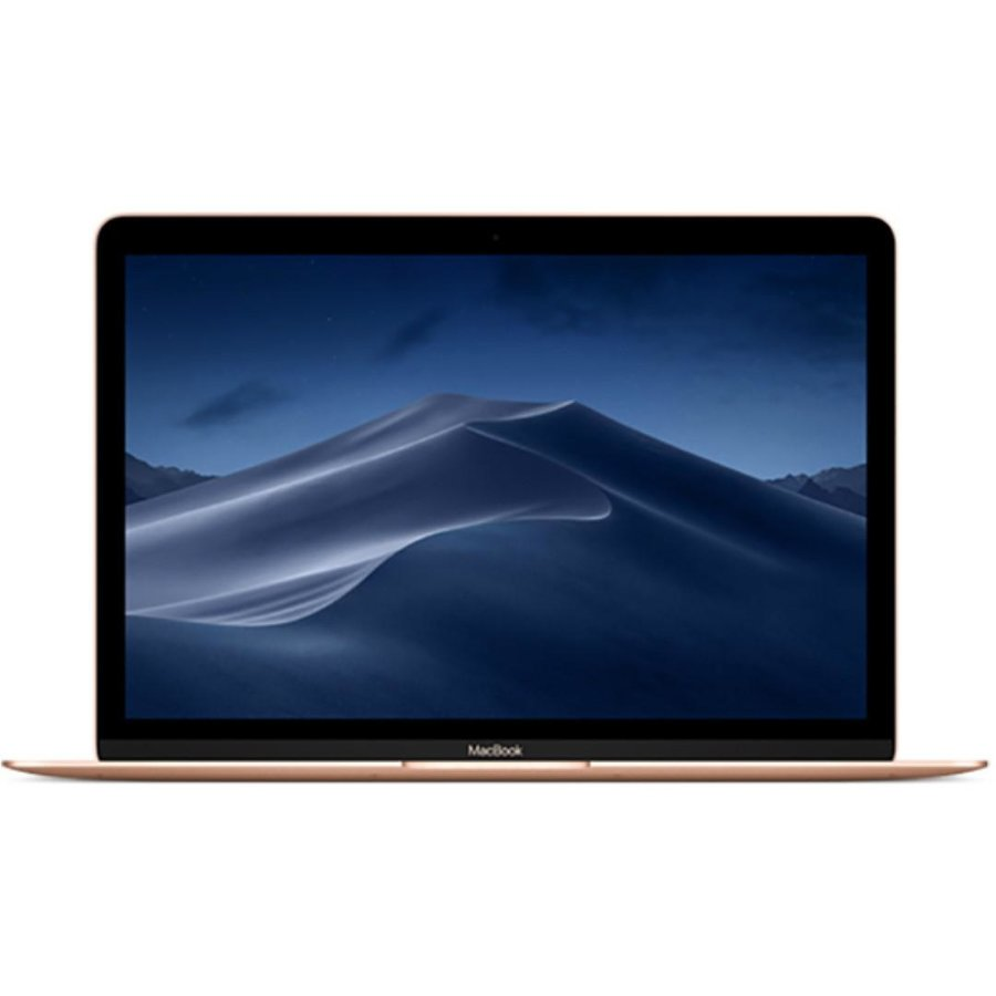 Notebook The New MacBook 12 Retina 12 2K Intel-M3 8GB 256GB Intel HD 615 macOS Mojave Gold / RO keyboard