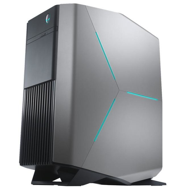 Desktop Gaming Alienware Aurora R8 i7-9700K 32GB 512GB 1TB nVidia GeForce RTX 2080Ti 11GB Windows 10 Pro Black