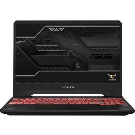 Notebook Gaming FX505GD-BQ125 15.6'' FHD i7-8750H 8GB 1TB nVidia GeForce GTX 1050 4GB FreeDOS Black