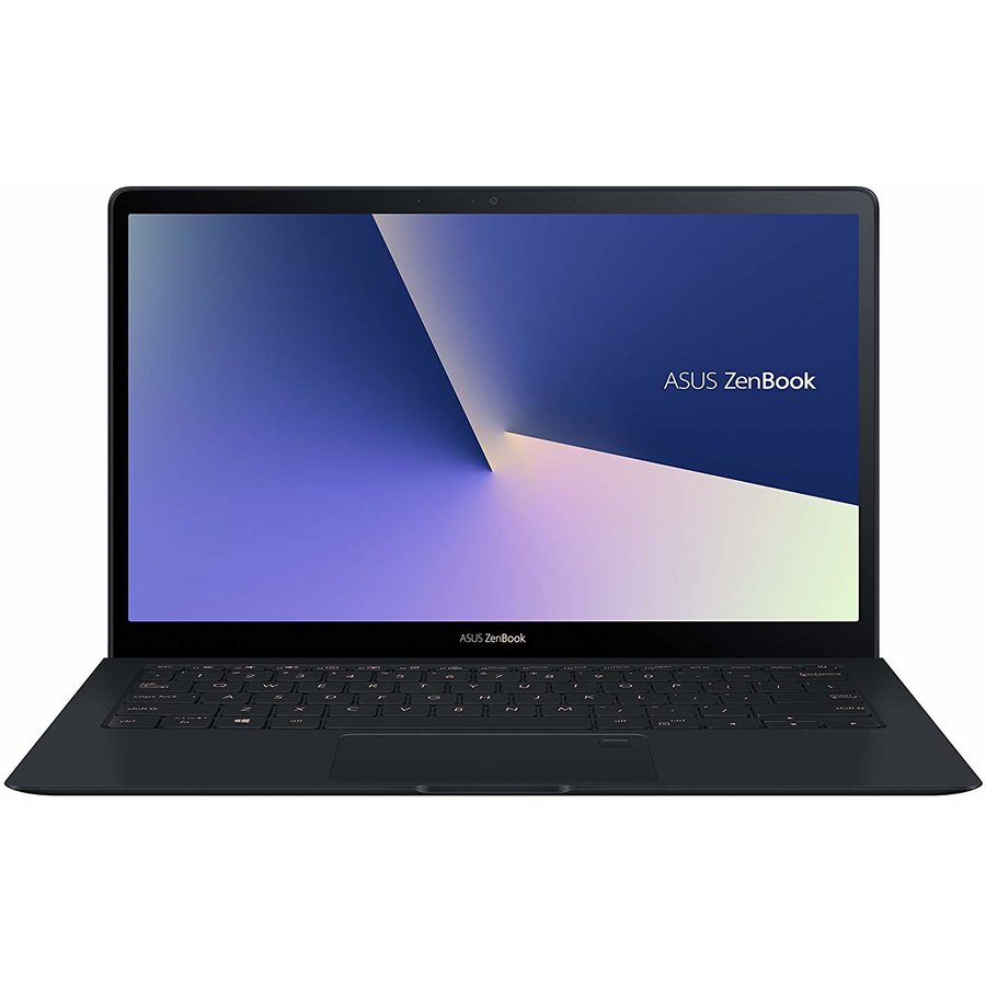 Notebook ZenBook S UX391FA 13.3'' FHD i7-8565U 16GB 512GB UHD 620 Windows 10 Pro Blue