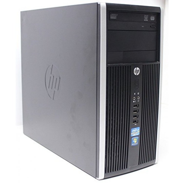 Calculator HP 6200 PRO Tower, Intel Core i5-2400 3.10Ghz, 8GB DDR3, 500GB SATA, DVD-RW