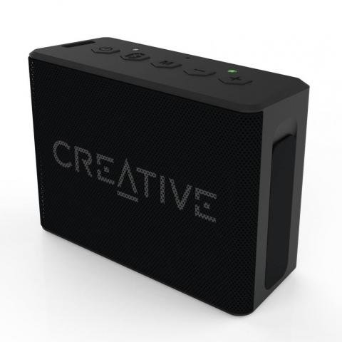 Boxa portabila MUVO 1C - BLUETOOTH Speaker, black