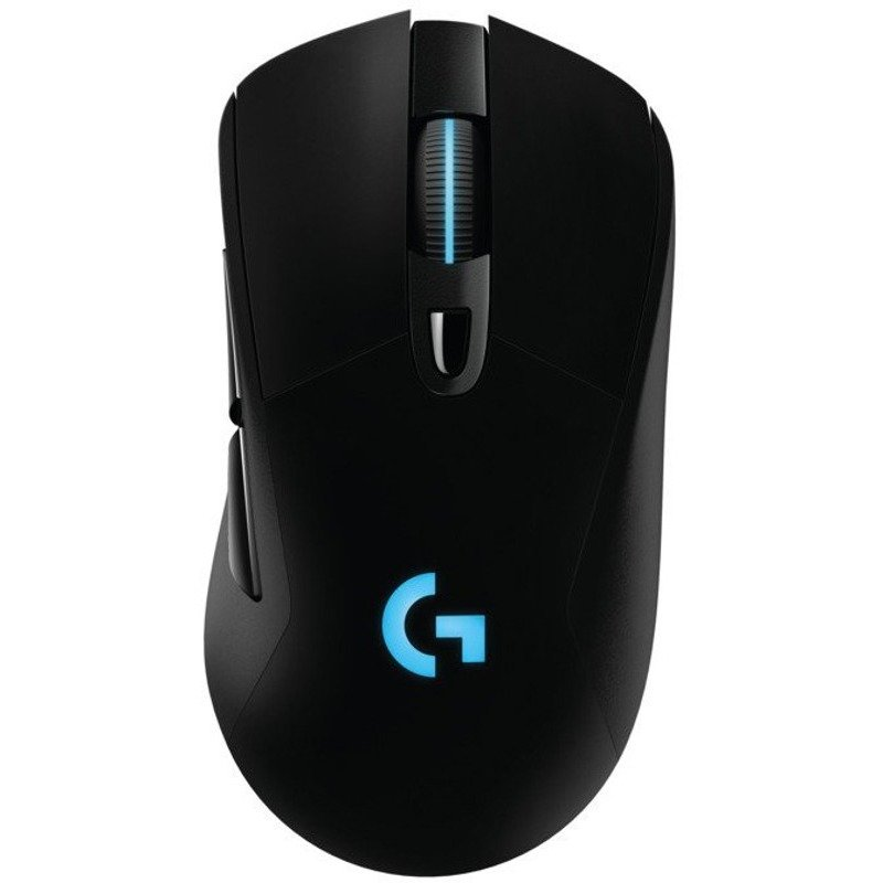 Mouse G703 LIGHTSPEED Wireless Gaming Mouse-USB-EER2-BLACK