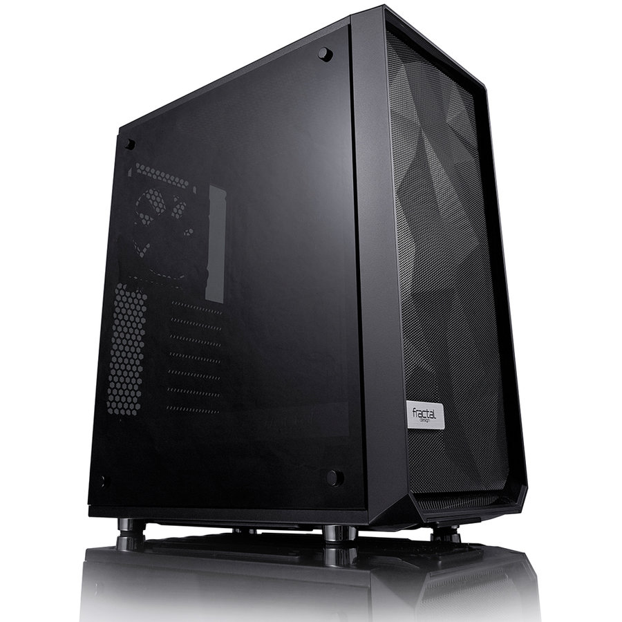 Carcasa Meshify C – Dark Tempered glass ATX