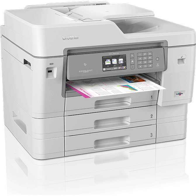 Multifunctionala MFC-J6947DWRE1 MFC inkjet A3 cu fax, ADF, retea, wireless