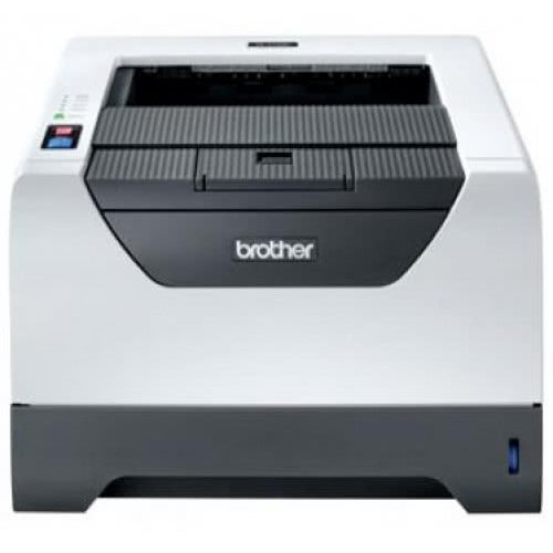 Imprimanta laser Imprimanta Laser Brother HL-5340D, Monocrom, 32 ppm, 1200 x 1200, Duplex, USB REFURBISHED