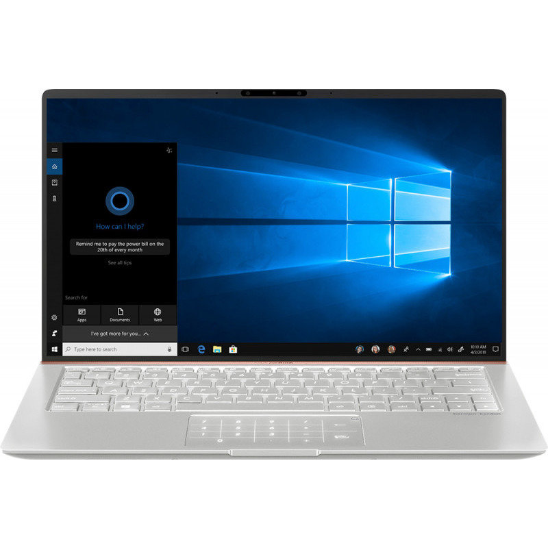 Notebook ZenBook 13 UX333FA-A3137T 13.3 FHD i7-8565U 8GB 256GB UHD 620 Windows 10 Home Silver