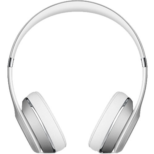 Casti Wireless Solo 3 On Ear Argintiu