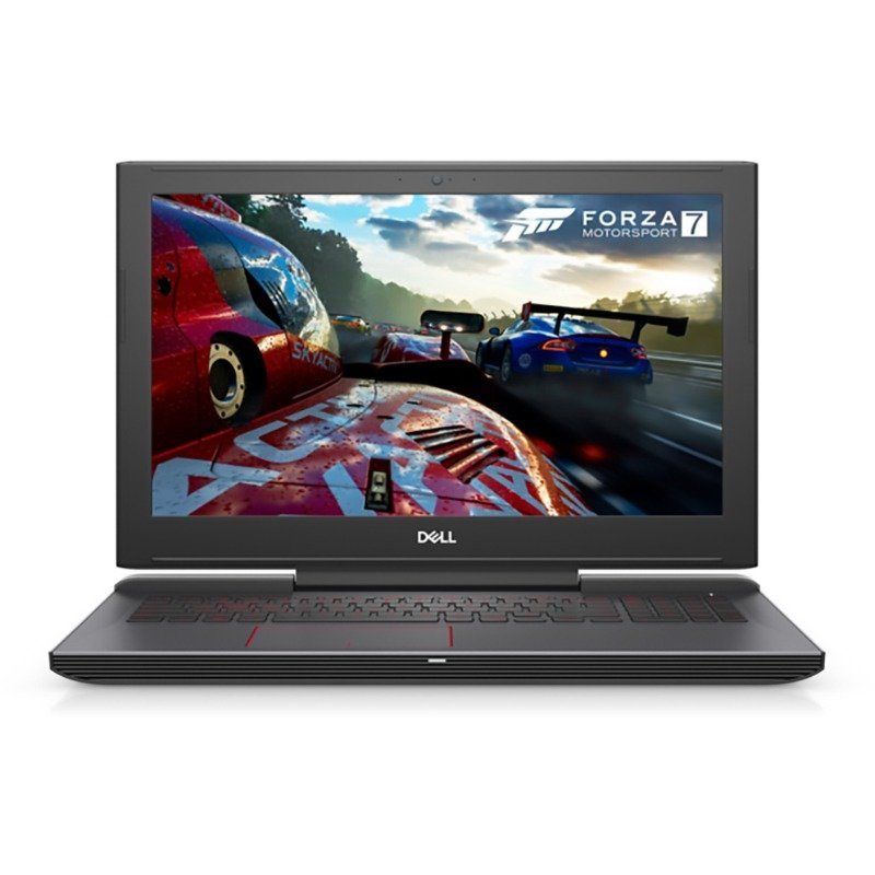 Notebook Inspiron 7577 15.6'' FHD i5-7300HQ 8GB 256GB nVidia GeForce GTX 1060 6GB Windows 10 Home Black