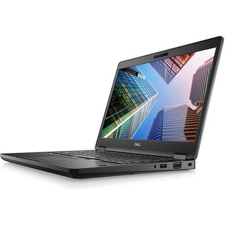 Notebook Latitude 5490 14 FHD i5-8250U 8GB 256GB UHD Graphics 620 Ubuntu Black